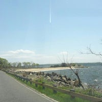 Photo taken at Sandy Hook (Gateway National Recreation Area) by Mark B. on 5/12/2013