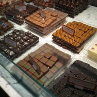 Photo taken at Jacques Torres Chocolate by Mark B. on 1/8/2013