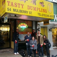 Photo taken at Tasty Dumpling by Mark B. on 4/29/2013
