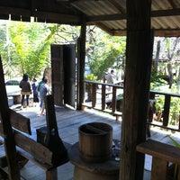 Photo taken at บ้านช่างไม้ by Rose M. on 12/31/2012
