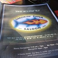 Photo taken at Smokin' Tuna Saloon by Krista F. on 11/23/2012