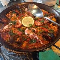 Photo taken at Restaurante Victor by Ira R. on 8/31/2014
