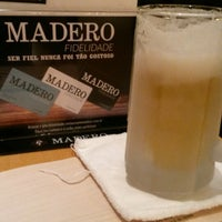 Photo taken at Madero by Daniel P. on 2/11/2015