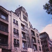 Photo taken at Edificio Victoria by Ponch V. on 9/11/2013