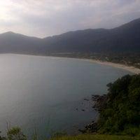Photo taken at Trilha Pauba Maresias by Maraisa S. on 11/19/2012