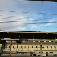 Photo taken at Aikawa Station (HK65) by ericoco ❤. on 10/24/2012