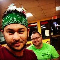 Photo taken at Burger King® by Daniel R. on 3/18/2015