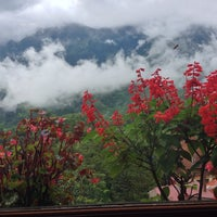 Photo taken at Chau Long Sapa Hotel by Andre C. on 7/15/2014
