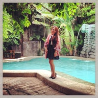 Photo taken at Butterfly Haven Pulilan by Rachel M. on 8/14/2013