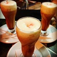 Photo taken at Café Brasil by Tezin G. on 1/23/2014