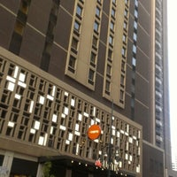 Photo taken at The Curtis Denver - a DoubleTree by Hilton Hotel by Richard W. on 10/9/2012