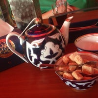 Photo taken at Чайхана Lounge Cafe by Svetlana R. on 6/21/2015