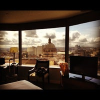 Photo taken at Hilton Boston Back Bay by Amy D. on 10/20/2012