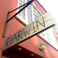 Photo taken at Darwin Cafe by David B. on 1/15/2013