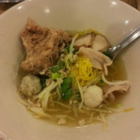 Photo taken at Cha Kang Raw The Noodle by Николай A. on 4/29/2014