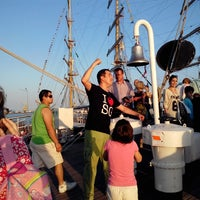 Photo taken at Black Sea Tall Ships 2014 by Emin A. on 5/25/2014