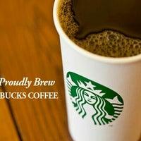 Photo taken at Starbucks by Comic-Con G. on 4/12/2016