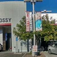 Photo taken at Mossy Toyota by Comic-Con G. on 10/13/2016