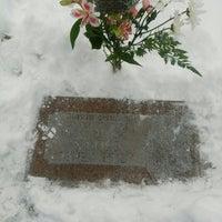 Photo taken at Lakewood Cemetery by Beldonna B. on 2/6/2013
