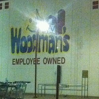 Photo taken at Woodman's Food Market by Adrianne B. on 12/17/2012
