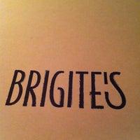 Photo taken at Brigite's by Bombom P. on 1/23/2013