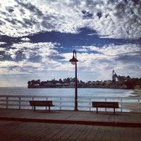 Photo taken at Santa Cruz Beach Boardwalk by Davor R. on 12/15/2012