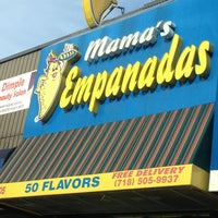 Photo taken at Mama's Empanadas by Paulie Y. on 12/20/2012