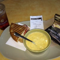 Photo taken at Panera Bread by Jennifer W. on 12/29/2014