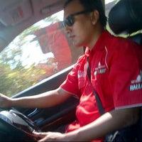 Photo taken at Bosowa Taksi Surabaya Office by Ady R. on 10/18/2012