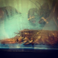 Photo taken at Belle Isle Lobster & Seafood by Zachariah H. on 3/6/2013