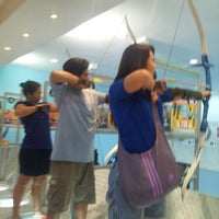 Photo taken at Stars Archery by Raleigh G. on 11/4/2013