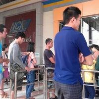 Photo taken at Nakhonchai Air Bus Terminal by AiMieAimeeMe on 3/29/2013