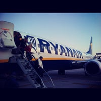Photo taken at Treviso-Sant'Angelo Airport (TSF) by Matthew B. on 12/6/2012