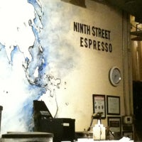 Photo taken at Ninth Street Espresso by Gláucia C. on 7/4/2013