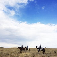 Photo taken at Chico Basin Ranch by Nicole F. on 6/28/2014