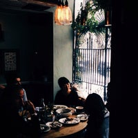 Photo taken at Rucola by Nicole F. on 12/14/2013