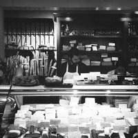 Photo taken at Bedford Cheese Shop by Nicole F. on 2/19/2013