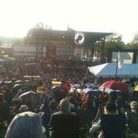 Photo taken at King Biscuit B.L.U.E.S. Festival by Larry G. on 10/5/2012