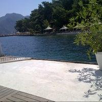 8/27/2013 tarihinde Elif T.ziyaretçi tarafından Grand Yazıcı Marmaris Palace Beach'de çekilen fotoğraf