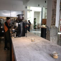 Photo taken at Paramount Coffee Project by Damon G. on 9/6/2013