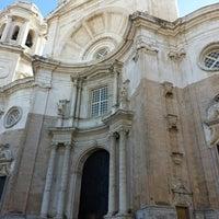 Foto tomada en Catedral de Cádiz por Leandro d. el 12/30/2012