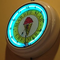 Photo taken at Marble Slab Creamery by Jay D. on 3/11/2013