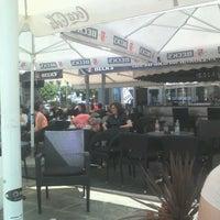 Photo taken at Caffe bar Karolina by Stjepan M. on 6/9/2013