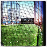 Photo taken at The Golf Club at Chelsea Piers by Sebastian S. on 4/6/2013
