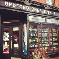 Photo taken at Bedford Cheese Shop by Sebastian S. on 11/20/2012