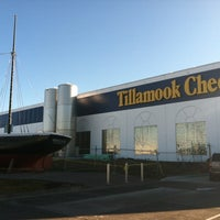 Photo taken at Tillamook Cheese Factory by Mahesh A. on 9/30/2012