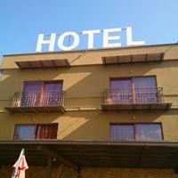 Photo taken at Hotel Portal by Cem G. on 8/31/2013