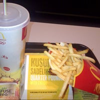 Photo prise au McDonald's par Berk O. le10/17/2013