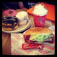 Photo taken at Dunkin' Cafe by Shirleen C. on 3/30/2013