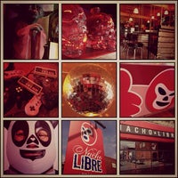 Photo taken at Nacho Libre by Anthoni J. on 4/2/2013